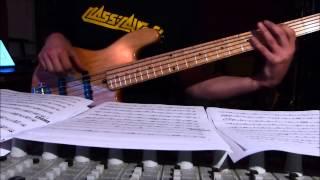[bass cover] Daft Punk - Giorgio by Moroder