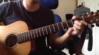 헤이즈 (Heize) - 널 너무 모르고 (Don't know you) 기타연주 Guitar Cover코드정보 : http://chordscore.tistory.com/
