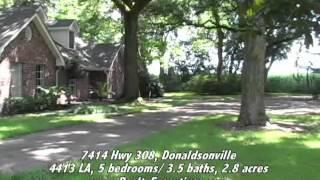 Donaldsonville (LA) United States  city pictures gallery : 7414 La. Hwy 308, Donaldsonville, La. Stevie Graugnard & Roycie Bernard, Realtors