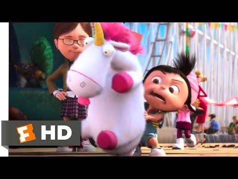 Despicable Me - It's So Fluffy! Scene | Fandango Family