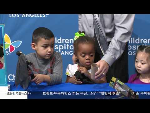 연말 장난감사고 3배 증가 11.22.16 KBS America News