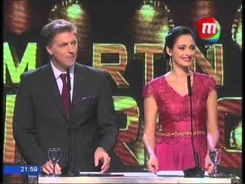 El Payaso Plim Plim obtiene el Premio Martín Fierro a la TV por Cable