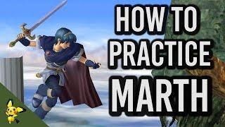 How to Practice Marth – SSBM Tutorials (x-post r/ssbm)