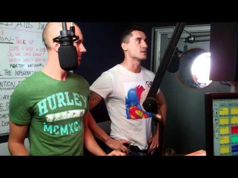 GaydarRadio - Dylan Rosser & Jay Roberts (видео)