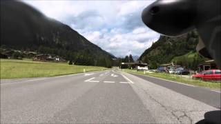 Vipiteno Italy  city images : Vipiteno, Italy to Grossglockner Pass, Austria - Alps Tour 2015