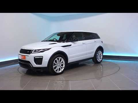 Land Rover Range Rover Evoque 2.0 TD4 HSE Dynamic AWD