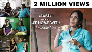 Video At home with Devadarshini and her daughter| I find peace when I enter home| JFW Exclusive MP3, 3GP, MP4, WEBM, AVI, FLV Februari 2019