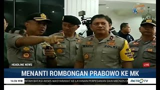 Video Jelang Kedatangan Prabowo, Gedung MK Dijaga 8 Kompi Pasukan TNI-Polri MP3, 3GP, MP4, WEBM, AVI, FLV Mei 2019