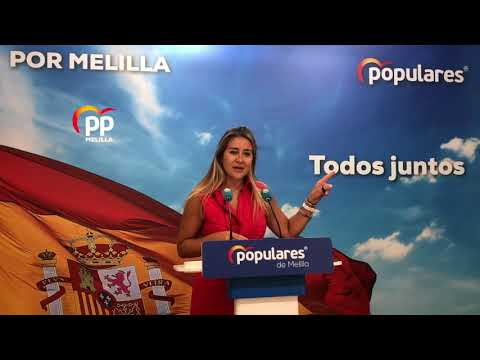 """""""El Partido Popular no va a permitir que se pierdan 25 millones de euros ni que desaparezca la mención expresa al fuero de Melilla"""""""