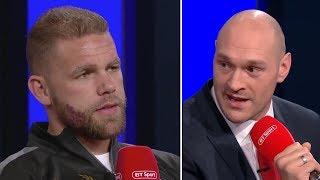 Full press conference | Tyson Fury signs new deal, Billy Joe world title fight, Frank Warren updates