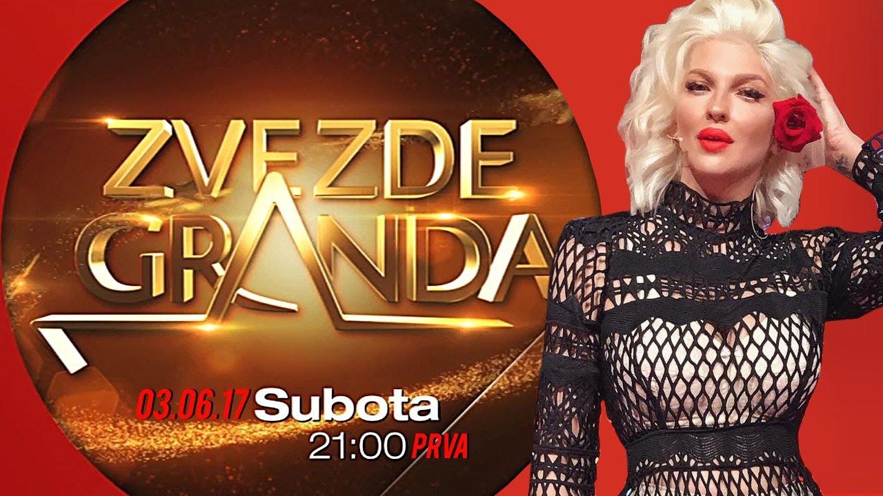 ZVEZDE GRANDA 2017 – trideset sedma emisija – 03. 06. – najava