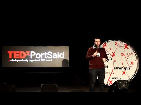 TEDxPortSaid - Mohammad Tolba - The Black Duck