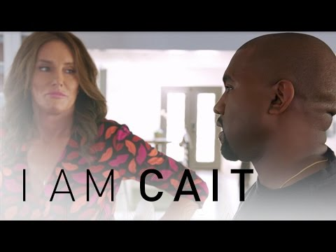 "Kanye West encontra Caitlyn Jenner no doc ""I Am Cait"""