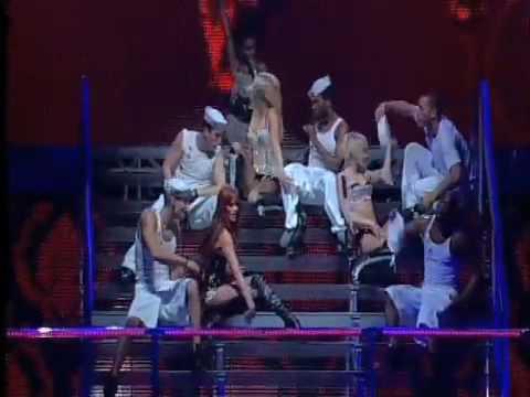 Pussycat Dolls – Big Spenda (Birmingham NIA 22.01.09)