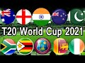 T20 World Cup 2018 Schedule Time Table English