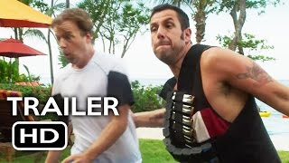 Nonton The Do Over Official Trailer  2  2016  Adam Sandler  David Spade Comedy Movie Hd Film Subtitle Indonesia Streaming Movie Download