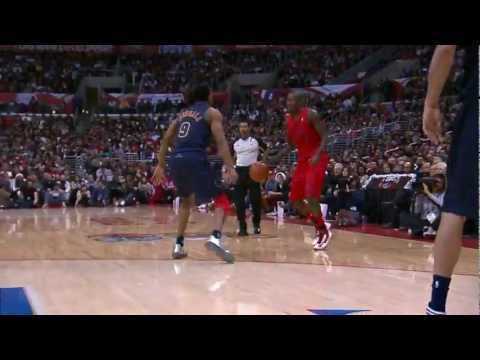 Crossover - Jamal Crawford has broken many ankles with his killer crossover. Check out some of his best crossover dribble moves from this season. Visit nba.com/video for...