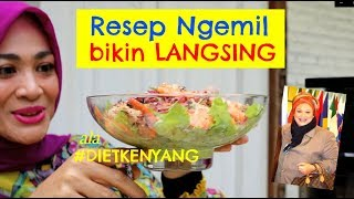 Video Resep Ngemil Bikin Langsing ala #DietKenyang : Episode 60 MP3, 3GP, MP4, WEBM, AVI, FLV Januari 2019