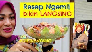 Video Resep Ngemil Bikin Langsing ala #DietKenyang : Episode 60 MP3, 3GP, MP4, WEBM, AVI, FLV Februari 2019
