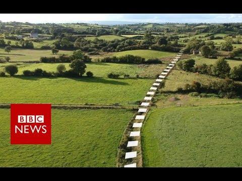 Brexit FAQ: Will Problems with the Irish border stop Brexit? - BBC News (видео)
