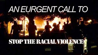 Monte Cagle Show #20 Stop The Racial Violence Now!!!!