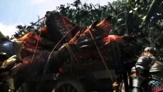 Monster Hunter Movie Trailer (fan made)