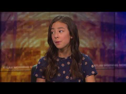 """Aubrey Anderson Emmons on Growing Up in """"Modern Family"""""""