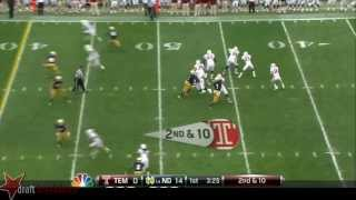 Louis Nix III vs Temple (2013)