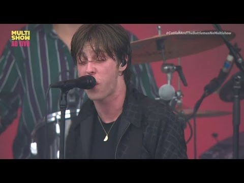 Catfish And The Bottlemen - Cocoon @Live Lollapalooza Brasil 2017
