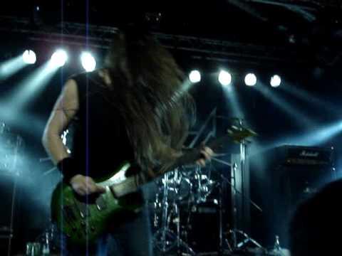 Sadus-Unreality online metal music video by SADUS