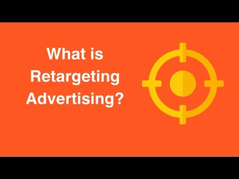 Watch 'What is Retargeting Advertising? - YouTube'