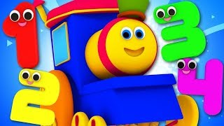 Video Bob The Train Cartoons For Children   Kindergarten Nursery Rhymes For Kids MP3, 3GP, MP4, WEBM, AVI, FLV September 2018