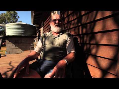 BushTV After the Flood Community Storyteller Frank Mckee