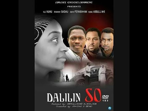 DALILIN SO 1&2 LATEST HAUSA FILMS 2017
