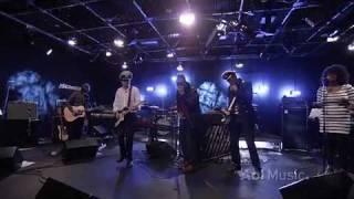 Gorillaz - Rhinestone Eyes (Live on AOL Sessions)