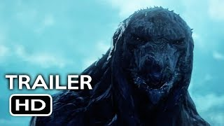 Nonton Godzilla  Monster Planet Official Trailer  2  2017  Netflix Animated Movie Hd Film Subtitle Indonesia Streaming Movie Download