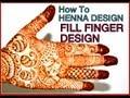 How to Make Henna Mehendi designs | SuperPrincessjo