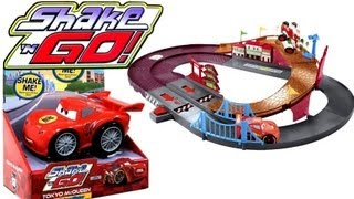 Dragon Tokyo McQueen Shake n Go Cars 2