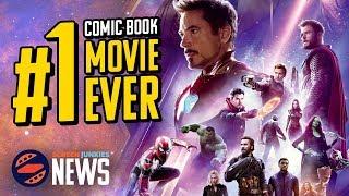 Video Infinity War Becomes #1 Global Superhero Film Ever - Charting with Dan! MP3, 3GP, MP4, WEBM, AVI, FLV Mei 2018