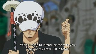Nonton Straw Hat Pirates And  The Heart Pirates Reunites - One Piece Episode 766 Eng Sub Film Subtitle Indonesia Streaming Movie Download