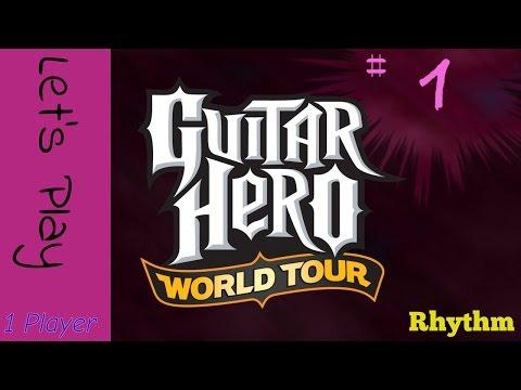 Guitar Hero: World Tour – Solo Career – Part 1 [Expert?]