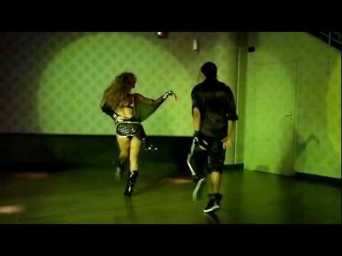 Festival Cubano 2012 - Seo & Alessia show (видео)
