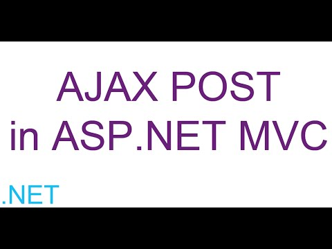 ASP.NET MVC: Ajax POST request