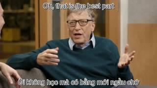 Đoạn nói chuyện của Mark Zuckerberg và Bill Gates