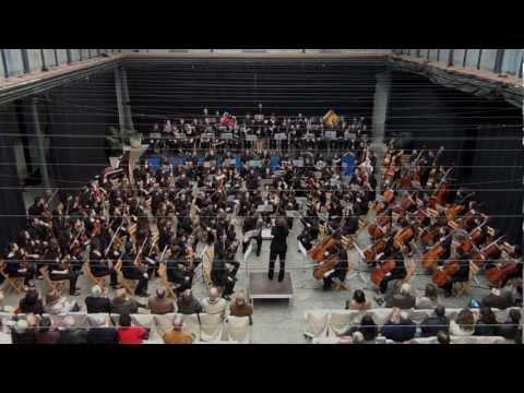 Clausura del Encuentro de Jóvenes Orquestas