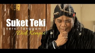 Video Didi Kempot - Suket Teki (Langgam) [OFFICIAL] MP3, 3GP, MP4, WEBM, AVI, FLV Juni 2018