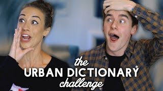 The Urban Dictionary Challenge