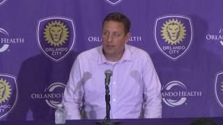 Orlando City Iguala sin goles ante el Houston Dynamo