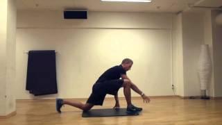 Videoguide 6: Effektiv hoftemobilitetssekvens
