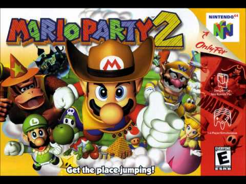 Full Mario Party 2 OST